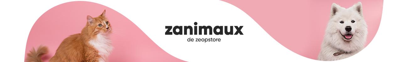 ZANIMAUX DE ZEOPSTORE
